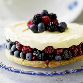 Berrycake