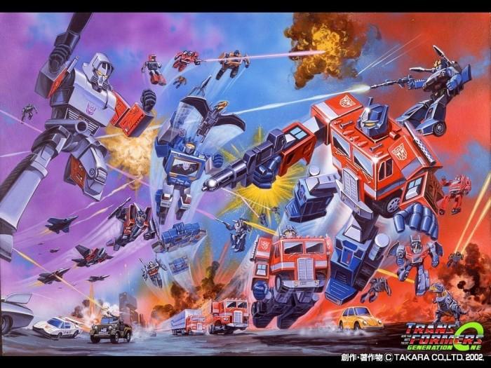 Transformers-g1
