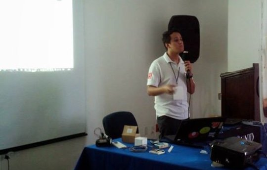 Open hardware and Arduino